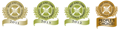 Beef and Lamb Excellence Awards 2011 - 2013